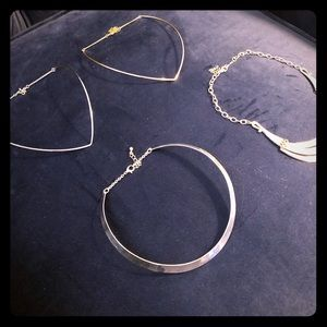 Metal chokers for the badass bitch in YOU